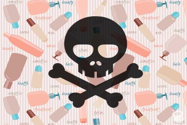 مواد مضر برای پوست را بشناسید