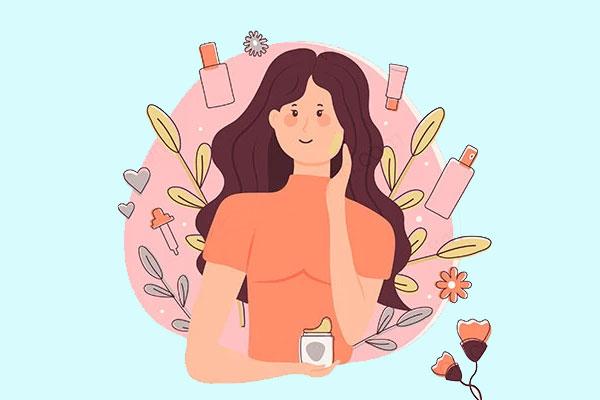 نکات آرایشی ساده و آسان برای افزایش زیبایی پوست و صورت و مو